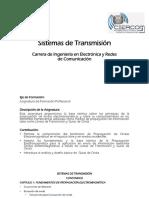 Fundamentos de Propagación Electromagnética (Sistemas de Transmisión)