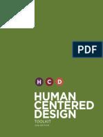 HUMAN CENTERED DESING