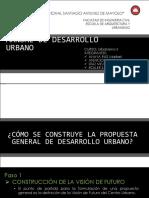 URBANISMO-PDU