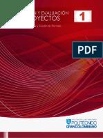 Cartillas Formulacion y evaluacion de proyectos