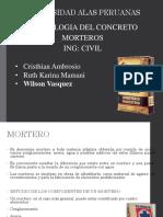 135786520-CLASIFICACION-MORTEROS