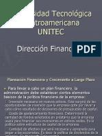 PlaneacionFinancierayCrecimientoLargoPlazo