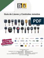 Catalogo de Transponders ELME 2005