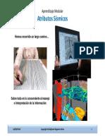 Visualizacion de datos sismicos 3d