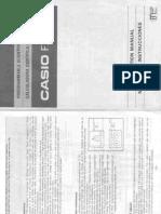 Manual Fx502p En