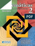 Javier Ángeles Et Al - Matemáticas 2