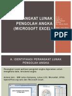 Pert. 1 Perangkat Lunak Pengolah Angka (Mic. Excel) (1)