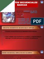 Neumatica Circuitos Secuenciales Basicas