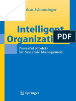 Intelligent Organizations