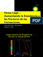 Stress Cage Argentina Espanol 2006