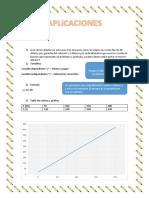 Aplicaciones Funcion Lineal y a Fin