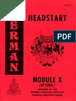 German Headstart - Module X.pdf