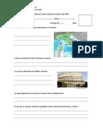 Guía en Clases Ciencias Sociales 3er Año