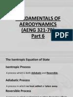 Fundamentals of Aerodynamics Part 6