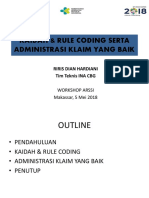 Rule Coding & Administrasi Klaim.ppt