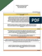 Matriz de Cumplimiento Fase Diagnóstico