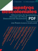 Encuentros descoloniales