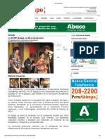 La AFOP Festejó Su 40.o Aniversario