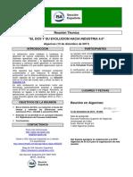 EL DCS Y SU EVOLUCION HACIA INDUSTRIA 4.0