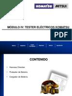 04 - TESTER ELECTRICOS KOMATSU.pdf