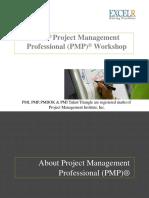 Pmp Training in Pune