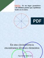 Agulos de Circunferencia