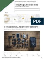6 Consejos Para Tener Un Kit Completo – Goldratt Consulting América Latina