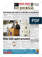 San Mateo Daily Journal 10-26-18 Edition