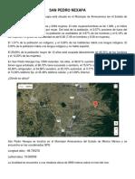 San Pedro Nexapa