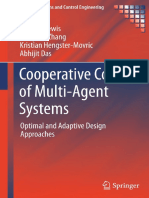 (Communications and Control Engineering) Frank L. Lewis, Hongwei Zhang, Kristian Hengster-Movric, Abhijit Das (auth.)-Cooperative Control of Multi-Agent Systems_ Optimal and Adaptive Design Approaches.pdf