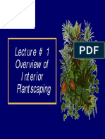 Lecture 1 Overview