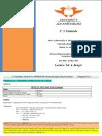 Assignment - Engineering Economics