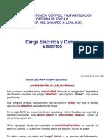 Física II - Carga Electrica y Campo Electrico