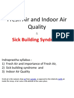 Hvac Ppt 8 Fresh Air and Indoor Air Quality