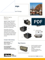 RacorVMT AquaPro Pumps Bulletin