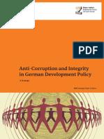 Strategi korupsi di jerman