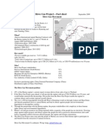 Shwe Gas Project Fact-sheet-small