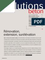 Rénovation béton SB-145