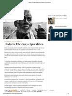 Historia_ El ciego y el paralítico _ Historias con enseñanzas