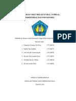 Tugas-6_Makalah Pemberian Obat Oral, Topikal, Parenteral Dan Supositoria_kelompok 5_kelas B_Tingkat 2
