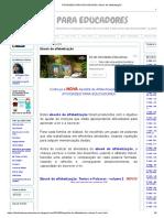 Atividades Para Educadores_ eBook de Alfabetização