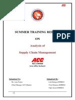 Marketing (ACC Sales Chainal)