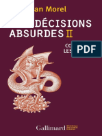 Les Decisions Absurdes Tome 2