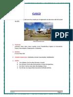 Cusco Curso Quechua