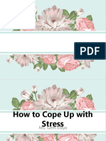 How to Cope Up With Stress