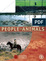People and Animals Traditional Livestock Keepers Guardians of Domestic Animal Diversity Fao Animal Production and Health Paper