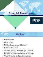 Chap 02 Basic Laws