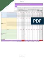 Modele Budget Annexe2 Appel Fopro 2018