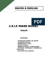 Cuadernillo Padres INFANTIL 2018- 19