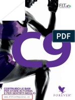 c9 Brochure aziendale della Forever Living Products Italy sul nostro programma di DETOSSINAZIONE in 9 giorni (italiano)